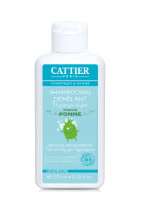Cattier - Kids Bio - Cahmpo Maçã 200 ml